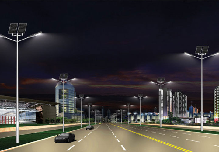 华可新农村太阳能路灯优势明显