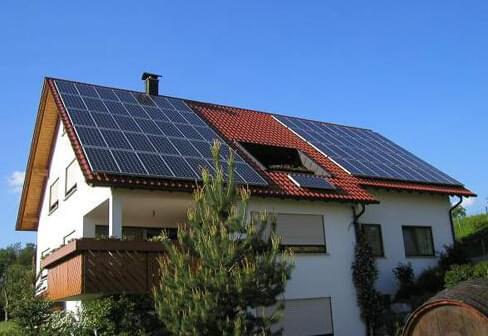 家庭光伏电站价格_家用光伏太阳能发电让千家万户盖起了'金'屋顶|照明行业动态