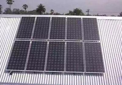 太阳能路灯安装前的准备及注意问题