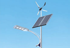 华可路灯太阳能路灯与传统路灯相比优势明显