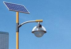 华可太阳能路灯、太阳能庭院灯照明的主要特点