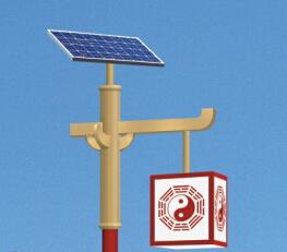 如何保障太阳能庭院灯在冬季正常使用?