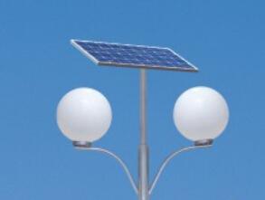华可教你:太阳能庭院灯如何做防水处理设计