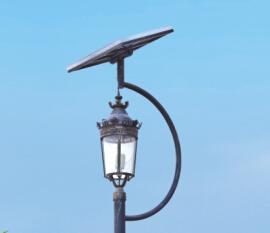 景观太阳能庭院灯逐渐成为行业热推产品