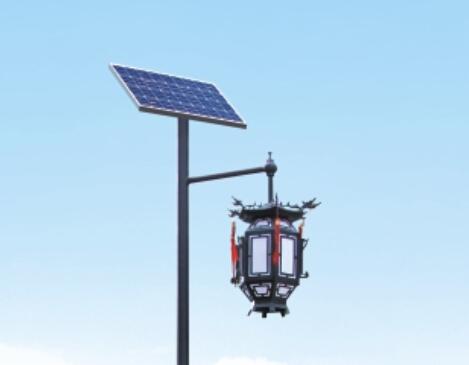 太阳能庭院灯为什么要使用led光源?