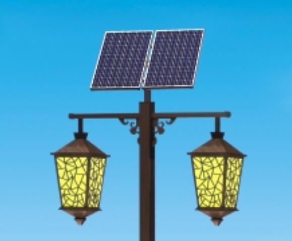 哪些因素影响太阳能庭院灯间距布局?