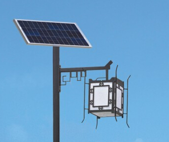 华可告诉你:太阳能庭院灯光源要怎么选择?