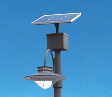 华可太阳能庭院灯非标产品来图定制
