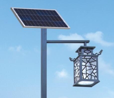 在太阳能庭院灯系统配置过程中影响太阳能电池板的蓄电能力因素有哪些呢?