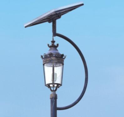 华可教你:怎么识别太阳能庭院灯厂家的实力问题