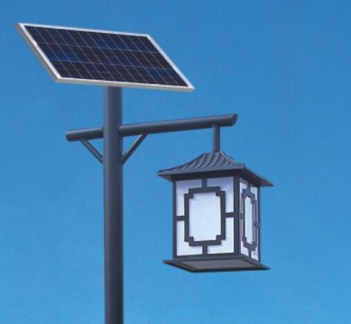 保证太阳能庭院灯运行检查维护是关键