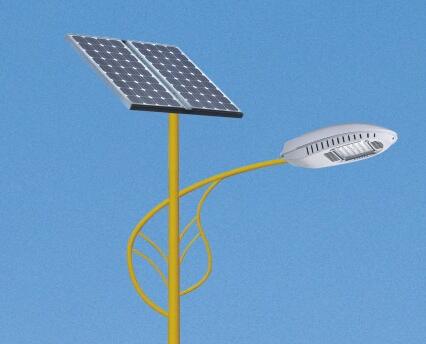 华可讲解:太阳能路灯抗风设计是怎样的原理?