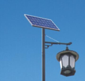 发光塑技术的问世更快太阳能庭院灯普及步伐