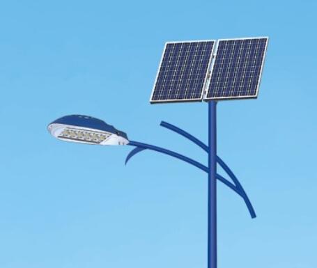 施工质量是决定太阳能路灯使用寿命长短的重要因素