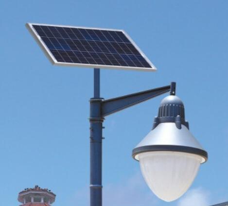 华可讲解:太阳能庭院灯系统电压是多少?