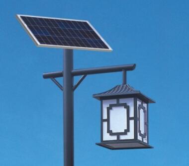 华可开讲:太阳能庭院灯设计要注意哪些细节?