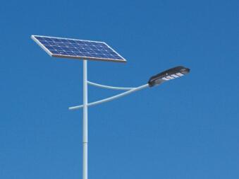 环保形势下农村选择安装太阳能路灯是发展趋势
