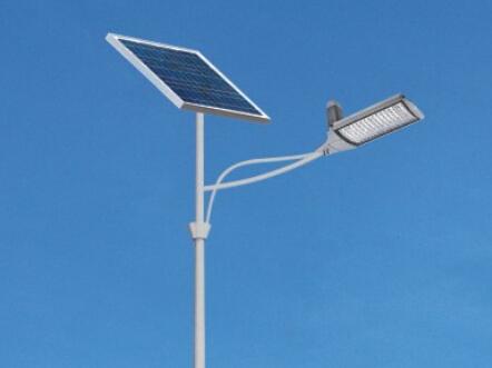 太阳能路灯灯杆的生产工艺四部曲