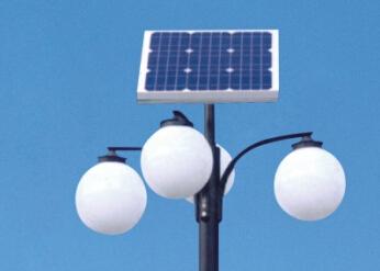 华可讲解:太阳能庭院灯广泛应用在各种场所
