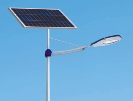 太阳能路灯是节能环保发展理念的代表