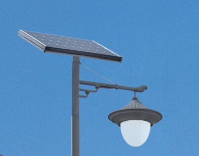 华可讲解:太阳能庭院灯有什么优势?
