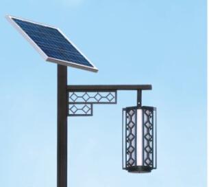 如何选择好的太阳能庭院灯厂家?