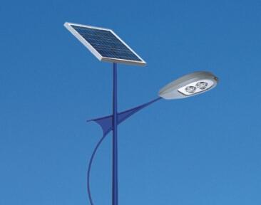 太阳能路灯和太阳能庭院灯有什么区别?
