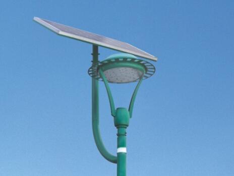 华可讲解:太阳能庭院灯具体安装流程