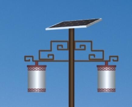 提高太阳能庭院灯控制器的防水处理方法