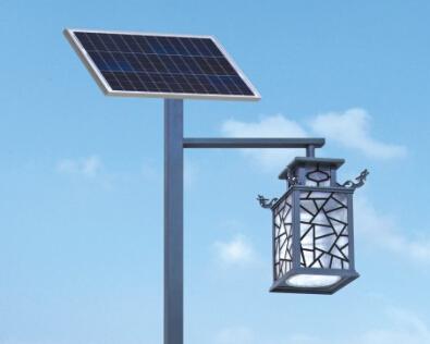 华可支招:太阳能庭院灯的散热处理怎么设计?