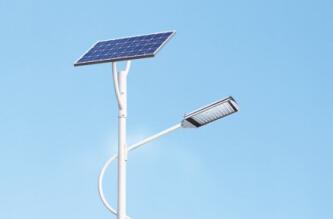 太阳能路灯零件是如何组装的?