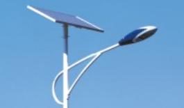 新闻:浅谈太阳能路灯的主市场在于哪些地方?