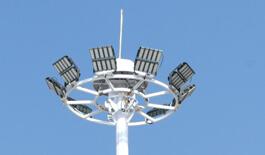 新闻:你知道LED高杆灯的一些突出优势吗?
