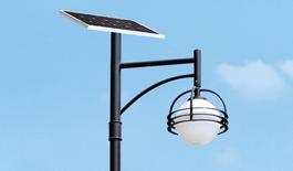 新闻:选购太阳能庭院灯时需要注意哪些?