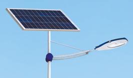 新闻:太阳能路灯价格是否可以决定路灯的质量?