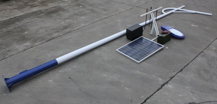 新闻:太阳能路灯蓄电池使用寿命