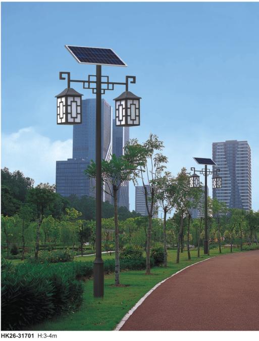 新闻:太阳能庭院灯发生故障是哪些原因导致的呢?