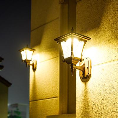 新闻:太阳能壁灯的优势