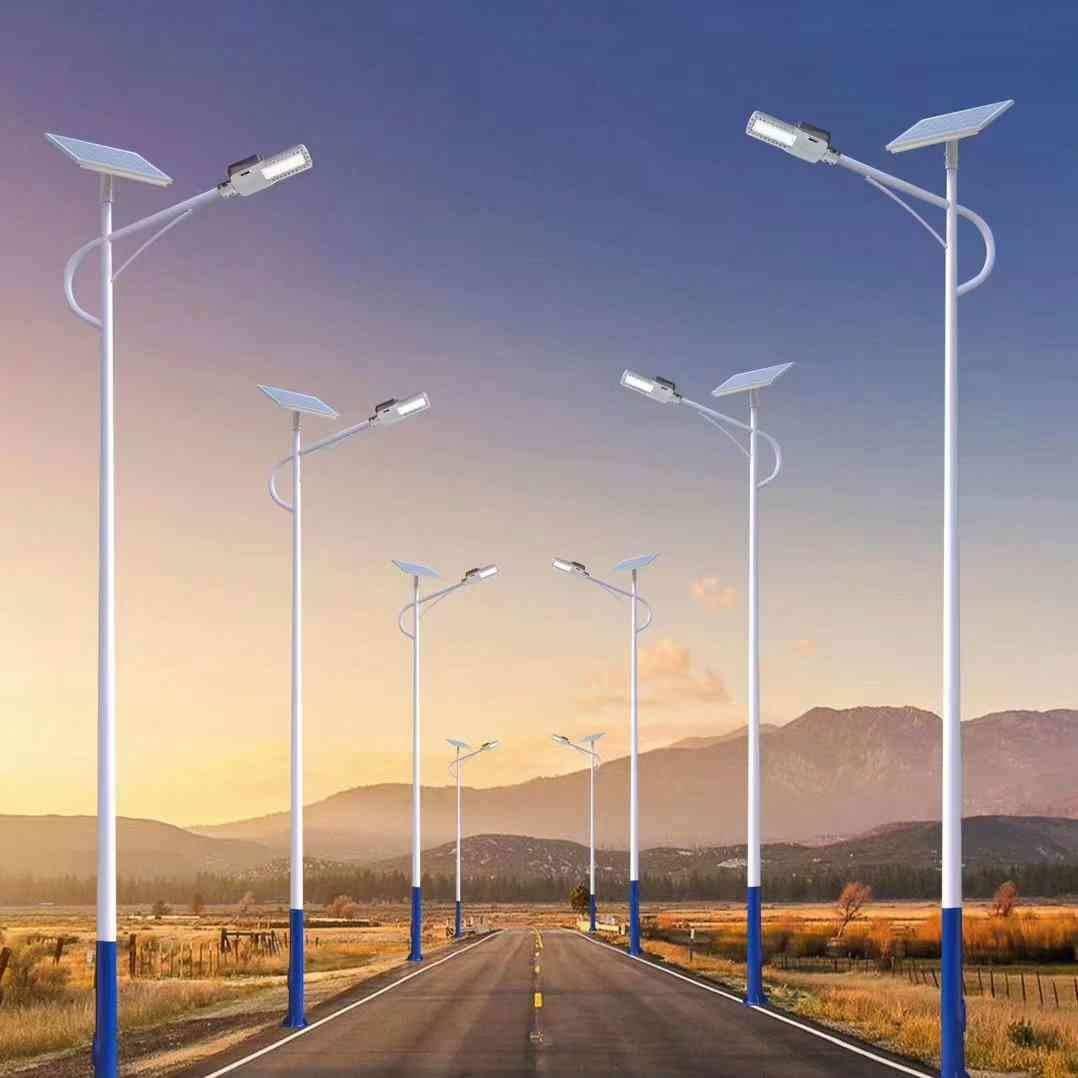 新闻:太阳能路灯为什么这么受欢迎?