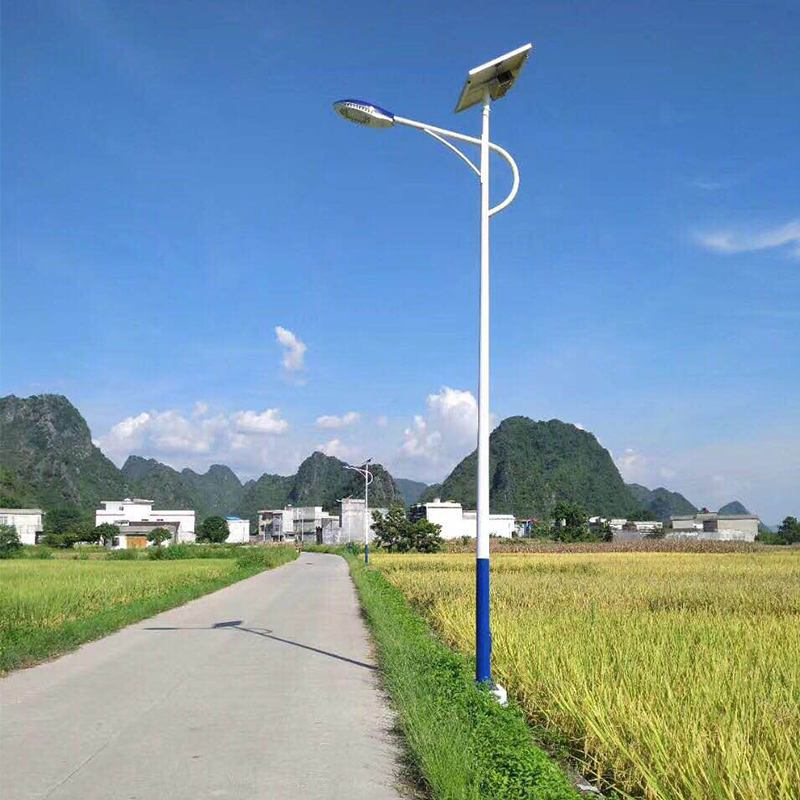 新闻:农村太阳能路灯效果怎么样