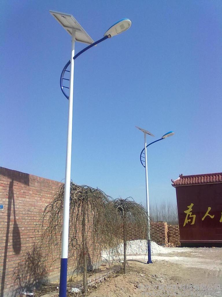 新闻:为什么说太阳能路灯耐用?