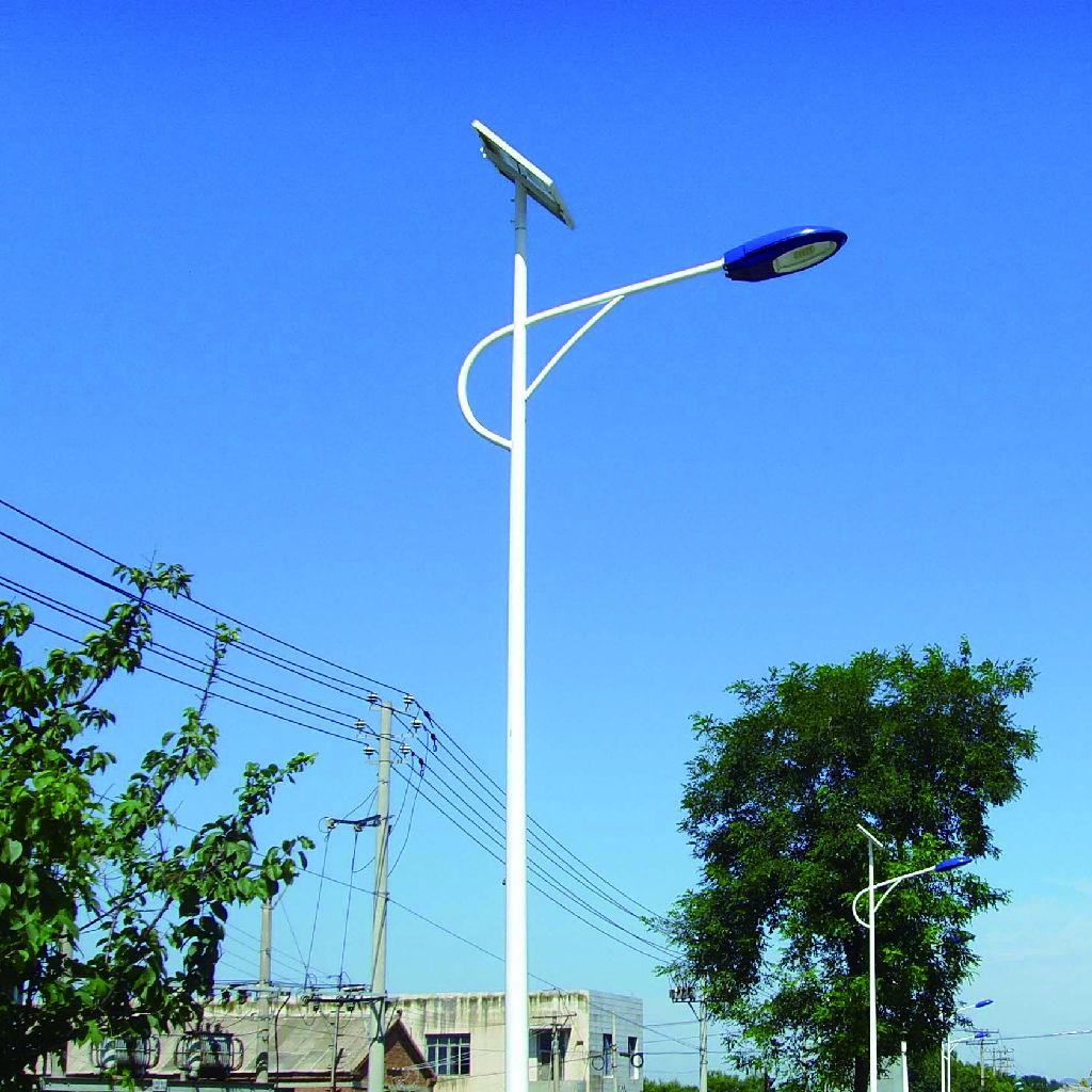 新闻:太阳能路灯所带来益处