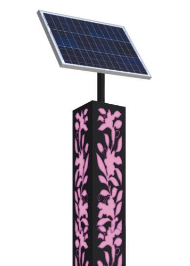 太阳能庭院灯HK11-8603