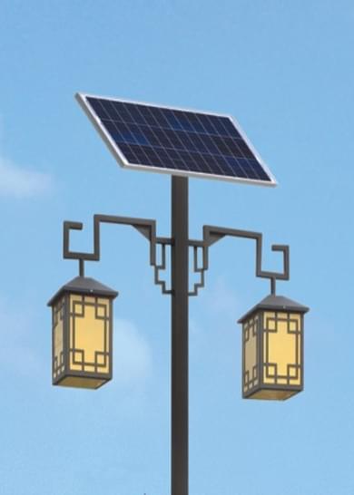 太阳能庭院灯hk15-31701