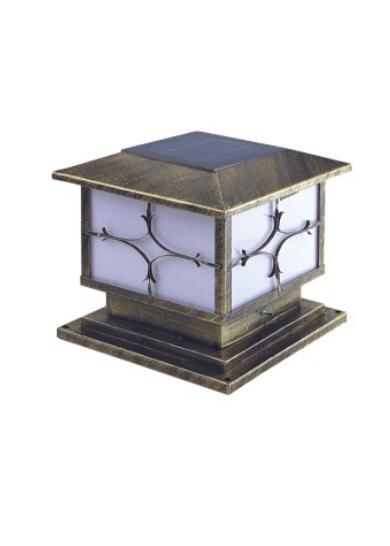 太阳能led柱头灯HK13-95307