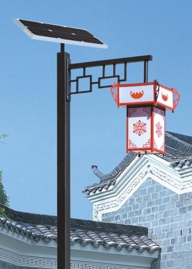 太阳能led庭院灯hk26-23802