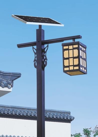 太阳能led庭院灯hk26-23901