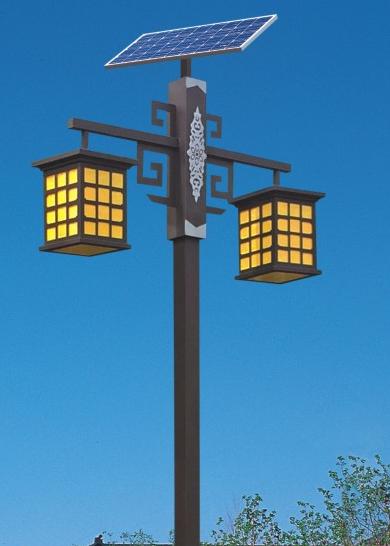 led太阳能庭院灯HK26-20601