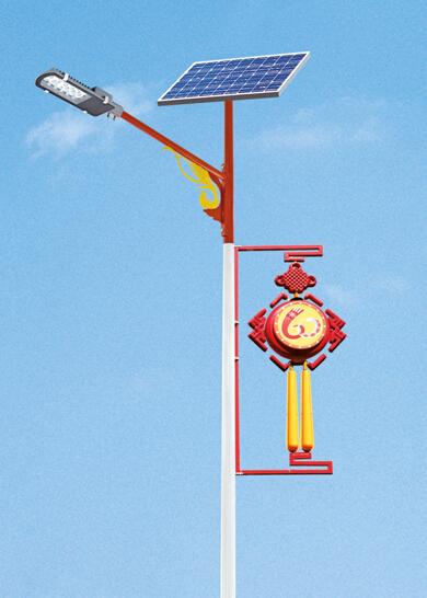新品太阳能路灯hk29-2602