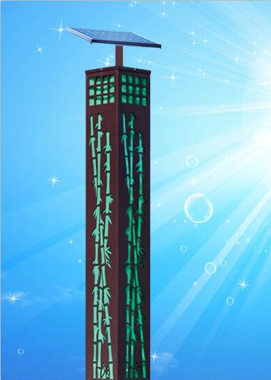 城市夜景LED太阳能景观灯HK30-22401